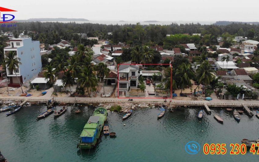Mua nhà Tam Hải xã đảo ven sông thoáng mát