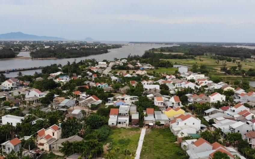 Đất nền Cẩm Nam Hội An ven sông Thu Bồn giá rẻ