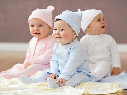 tranh trẻ sơ sinh cung tử tức