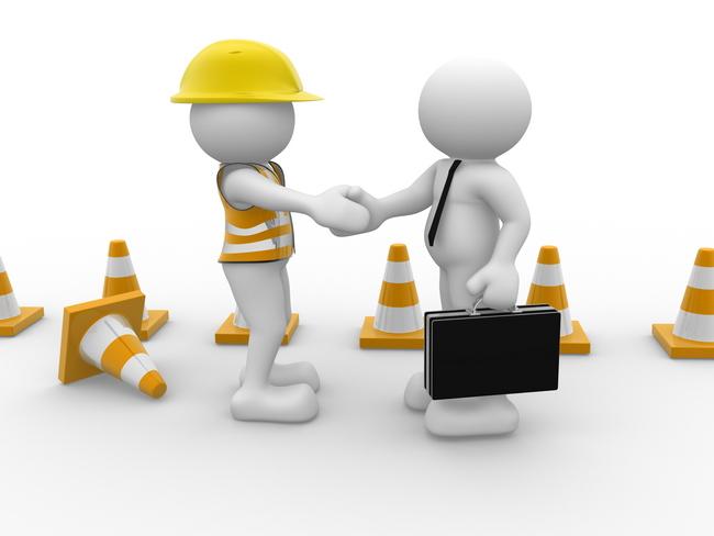 Diện tích xây dựng nhân đơn giá thi công sẽ ra chi phí xây dựng