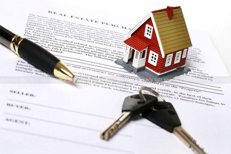 Nhà thầu xây dựng sẽ lập hợp đồng xây dựng quy định trách nhiệm quyền hạng, các hạng mục thi công cụ thể
