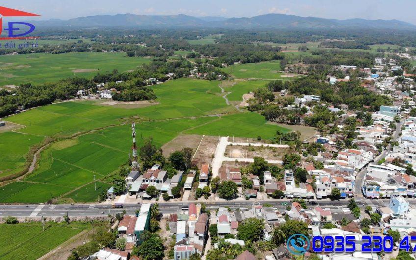 Đất Quán Gò Bình An bên quốc lộ 1A Thăng Bình giá rẻ